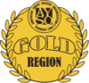 AYSO Gold Region Logo